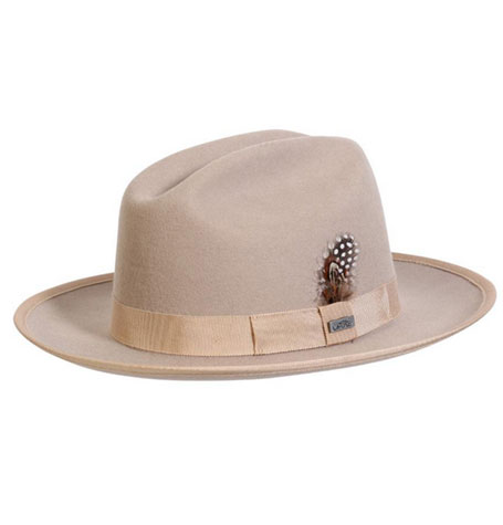 Conner Hats The Axe Western Putty Hat