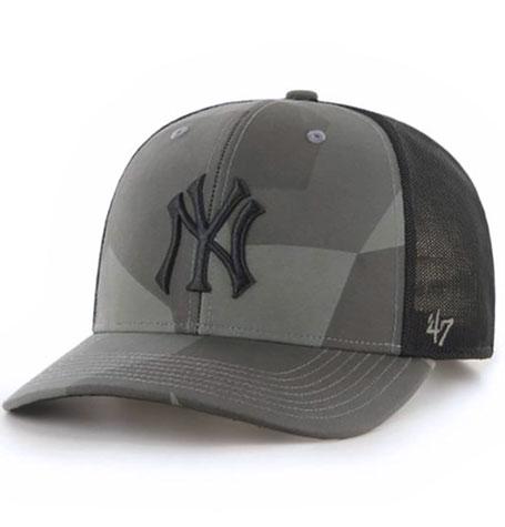 '47 Brand MVP NEW YORK YANKEES DP Countershade Trucker Cap