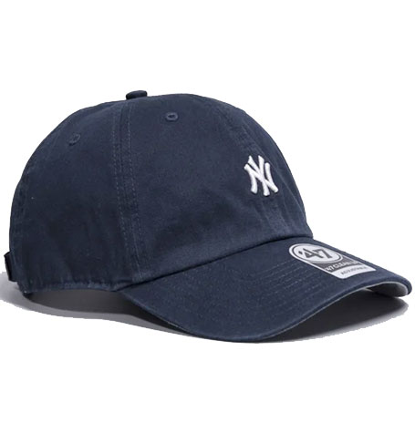 47 Brand Abate NY Clean Up Navy Cap