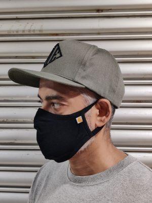 carhartt face mask black