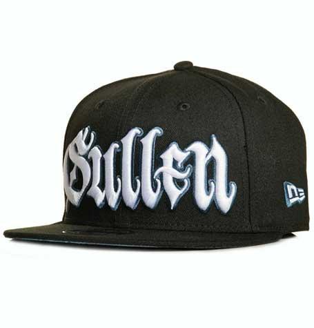 Sullen-9Fifty-Dan-Kobasic-Skull-Black-Snapback