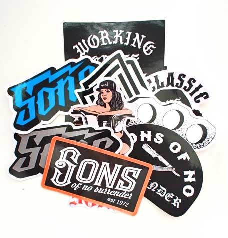 sons sticker pack